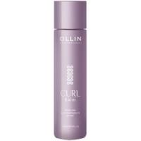 Ollin Curl Hair Balm for curly hair - Бальзам для вьющихся волос, 300 мл<br>