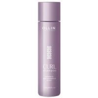 Ollin Curl Hair Shampoo for curly hair - Шампунь для вьющихся волос, 300 мл