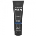 Фото Ollin Premier For Men Shampoo Hair Body Refreshening - Шампунь для волос и тела освежающий, 1000 мл