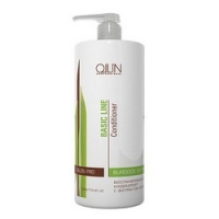Ollin Professional Basic Line Reconstructing Conditi - Восстанавливающий кондиционер с экстрактом репейника, 750 мл. Ollin Professional (Россия)