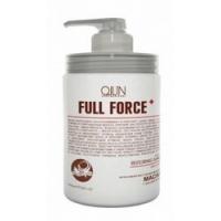 Купить Ollin Professional Full Force Intensive Restoring Mask With Coconut Oil - Интенсивная восстанавливающая маска с маслом кокоса, 650 мл.