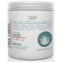 Купить Ollin Professional Full Force Moisturizing Mask With Aloe Extract - Увлажняющая маска с алоэ, 250 мл.