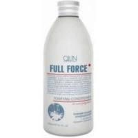 Ollin Professional Full Force Tonifying Conditioner With Purple Ginseng Extract - Тонизирующий кондиционер, 300 мл.
