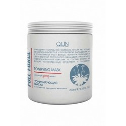 Ollin Professional Full Force Tonifying Mask With Purple Ginseng Extract - Тонизирующая маска, 250 мл.