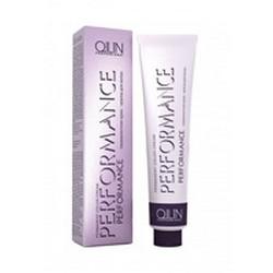 Фото Ollin Professional Performance - Перманентная крем-краска для волос, 6-1 темно-русый пепельный, 60 мл.