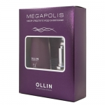Фото Ollin Professional - Набор: Шампунь на основе черного риса, 200 мл + Активный комплекс 7 в 1, 30 мл