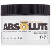 OPI Absolute Powder Truly Natural - Пудра настоящий натуральный, 20 г