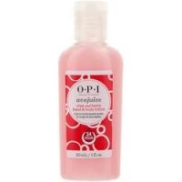 OPI Avojuise Cran & Berry Juicie - Фруктовый лосьон для рук и тела, клюква и брусника, 30 мл