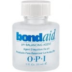 Фото OPI Bond-Aid - Грунтовка, восстановитель ph баланса ногтя, 30 мл