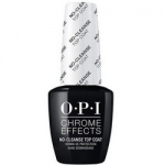 Фото OPI Chrome Effects No Cleanse Top Coat - Топовое покрытие, 15 мл