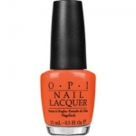 Фото OPI Classic A Good Man Darin Is Hard To Find - Лак для ногтей, 15 мл