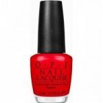 Фото OPI Classic Big Apple Red - Лак для ногтей, 15 мл