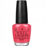 Фото OPI Classic Cajun Shrimp - Лак для ногтей, 15 мл