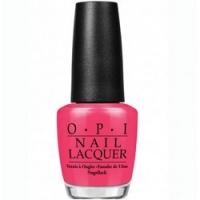 OPI Classic Charged Up Cherry - Лак для ногтей, 15 мл
