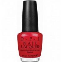 OPI Classic Color So Hot It Berns - Лак для ногтей, 15 мл