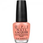 Фото OPI Classic Crawfishin' For A Compliment - Лак для ногтей, 15 мл