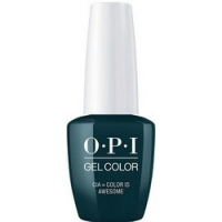 OPI Classic GelColor CIA Color Is Awesome - Гель для ногтей, 15 мл