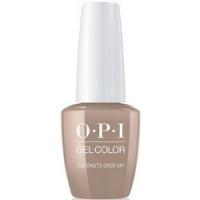 OPI Classic GelColor Coconuts Over OPI - Гель для ногтей, 15 мл