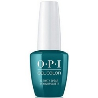 OPI Classic GelColor Is That a Spear in Your Pocket - Гель для ногтей, 15 мл