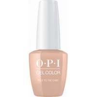 OPI Classic GelColor Pale To The Chief - Гель для ногтей, 15 мл