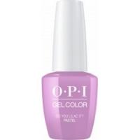 Купить OPI Classic GelColor Pastel Do You Lilac It? - Гель для ногтей, 15 мл