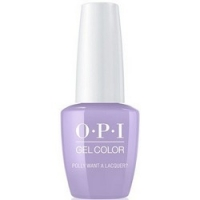 OPI Classic GelColor Polly Want A Lacquer? - Гель для ногтей, 15 мл  - Купить