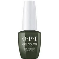 Купить OPI Classic GelColor Suzi - The First Lady Of Nails - Гель для ногтей, 15 мл