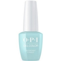 OPI Classic GelColor Suzi Without A Paddle - Гель для ногтей, 15 мл