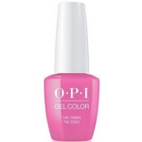 OPI Classic GelColor Two Timings The Zones - Гель для ногтей, 15 мл