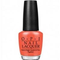 OPI Classic Hot & Spicy - Лак для ногтей, 15 мл