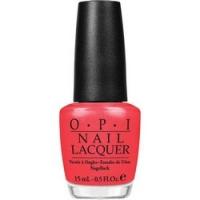 OPI Classic I Eat Mainely Lobster - Лак для ногтей, 15 мл