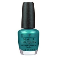OPI Classic Teal The Cows Come Home - Лак для ногтей, 15 мл