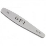 Фото OPI Flex File 100/180 Grit - Бафф серебряный, абразив 100/180, 16 шт