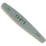 Фото OPI Flex File - Бафф серебряный, абразив 220/280, 16 шт