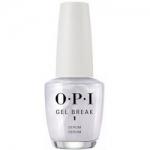 Фото OPI Gel Break Serum Base Coat - Восстанавливающее выравнивающее базовое покрытие, 15 мл