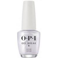 OPI Gel Break Serum Base Coat - Восстанавливающее выравнивающее базовое покрытие, 15 мл