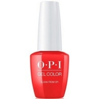 OPI Gelcolor Aloha From OPI  - Гель-лак, 15 мл.