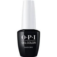 OPI Gelcolor Black Onyx - Гель-лак, 15 мл.
