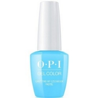 OPI Gelcolor Cant Find My Czechbook - Гель-лак, 15 мл.