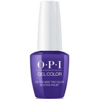 OPI Gelcolor Color In Stock Holm - Гель-лак, 15 мл.
