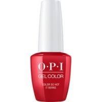 OPI Gelcolor Color So Hot It Berns - Гель-лак, 15 мл.