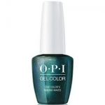 Фото OPI Gelcolor Colors Making Waves - Гель-лак, 15 мл.