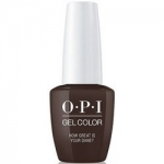 Фото OPI Gelcolor Great Is Your Dane - Гель-лак, 15 мл.