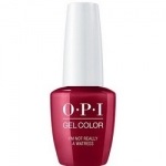 Фото OPI Gelcolor Im Not Really Waitrs - Гель-лак, 15 мл.