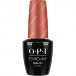 Фото OPI Gelcolor Its A Piazza Cake - Гель-лак, 15 мл.