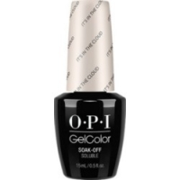 OPI Gelcolor Its In The Cloud - Гель-лак, 15 мл.