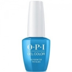 Фото OPI Gelcolor No Room For The Blues - Гель-лак, 15 мл.