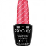 Фото OPI Gelcolor On Collins Ave - Гель-лак, 15 мл.