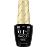 OPI Gelcolor One Chic Chick - Гель-лак, 15 мл.