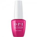 Фото OPI Gelcolor Pink Flamenco - Гель-лак, 15 мл.